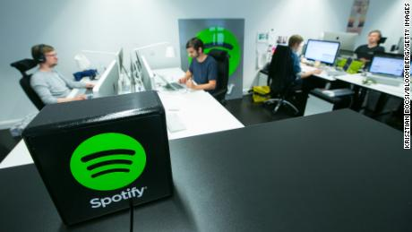 Spotify bet big on podcasts along with subscribers jumped 30%