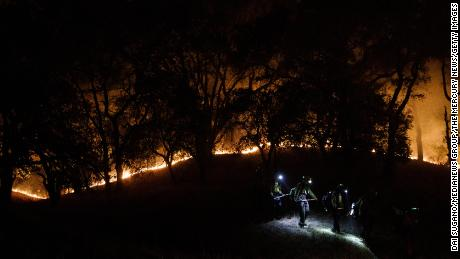 California opens investigation into companies shutting off power during wildfires