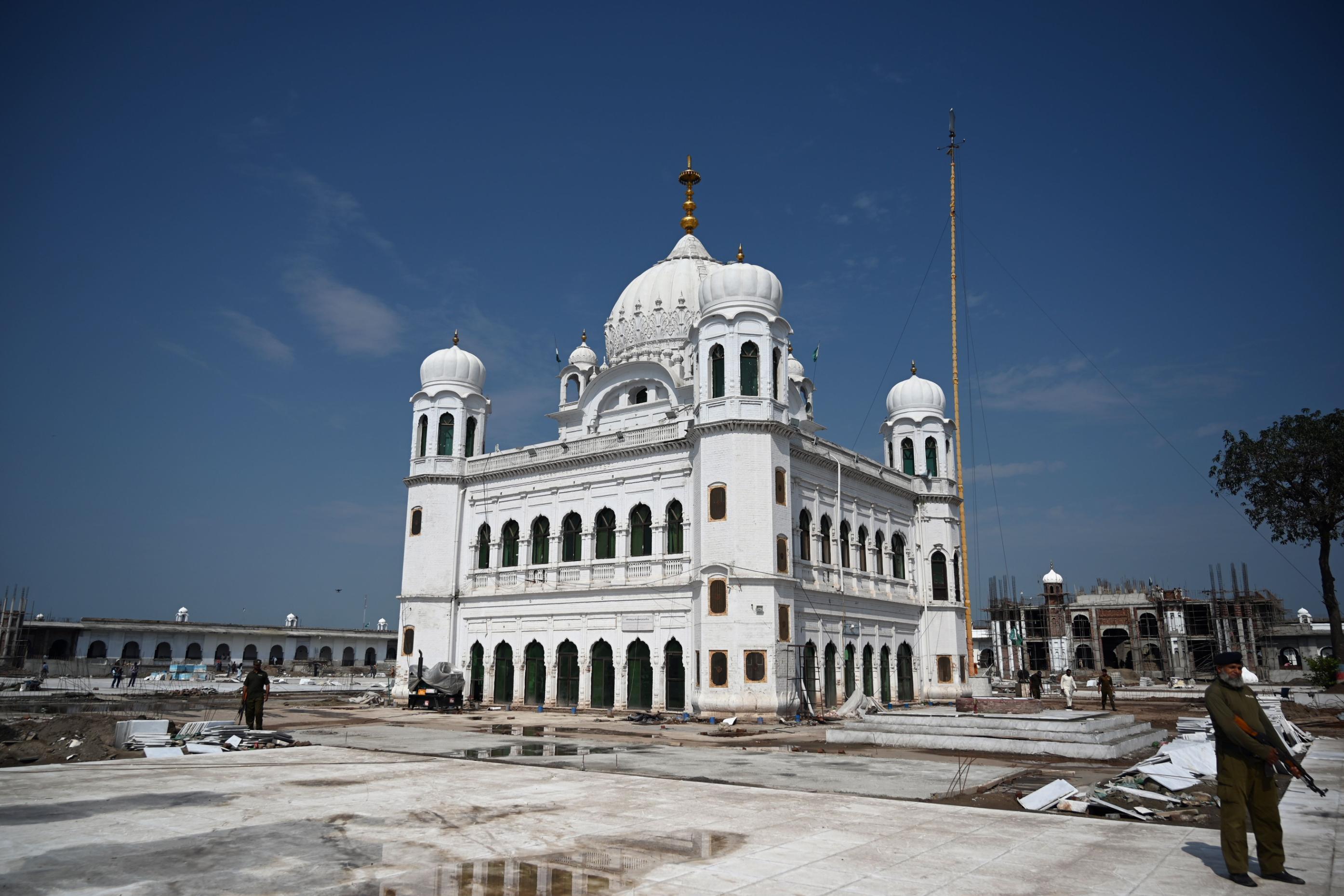 Historic Kartarpur 'peace corridor' between India and Pakistan opens   CNN Travel