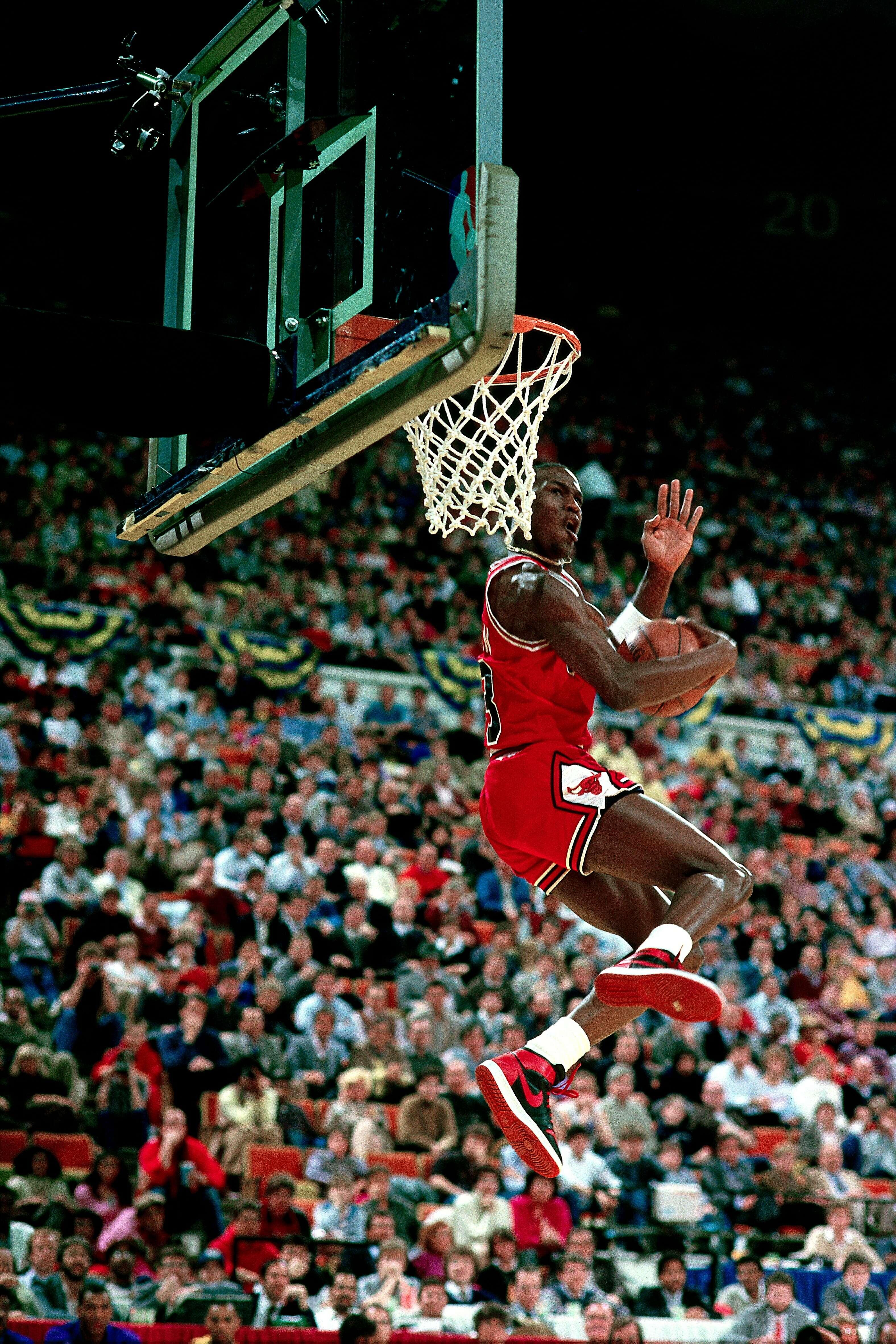Michael Jordan's sneakers and NBA ban: How celebrity