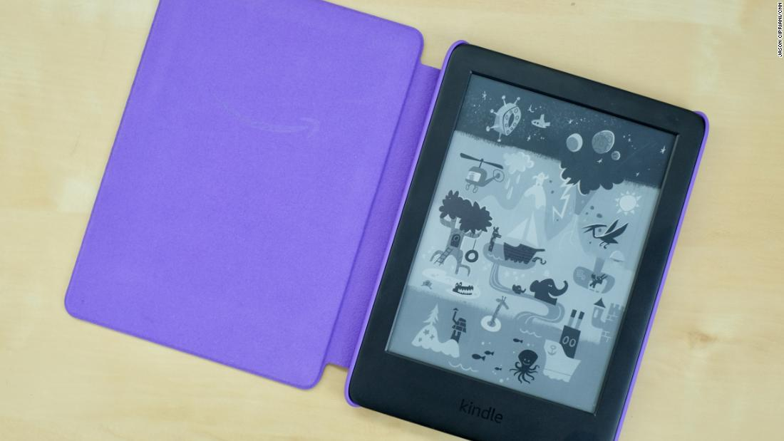Amazon's Kindle Kids Edition gains access to Audible books