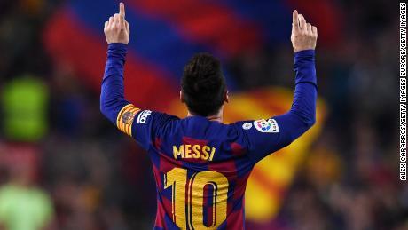 Barcelone domine la Deloitte Money League pour la première fois