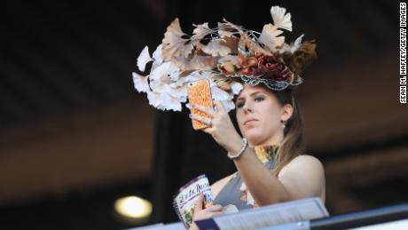 The Breeders' Cup is a cocktail of high fashion, gastronomy and world-class racing.