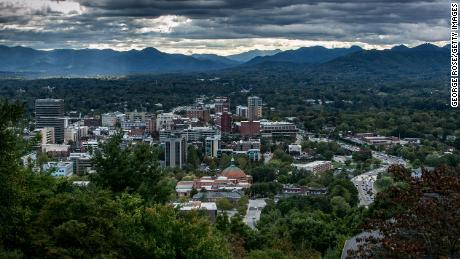 Asheville's woes are the story of America