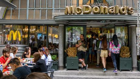 McDonald's Portugal apologises for 'Sundae Bloody Sundae' ads