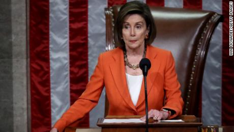 Nancy Pelosi just identified the biggest risk for Democrats on impeachment