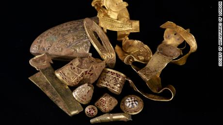 New research sheds light on largest-ever Anglo-Saxon treasure hoard
