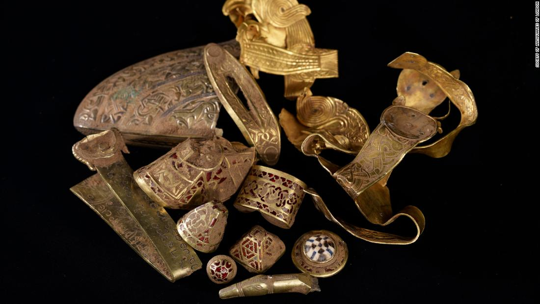 Νέα έρευνα αποκαλύπτει σταυροί έγιναν σε μάχη στην Αγγλία το συντομότερο 650 μ. χ