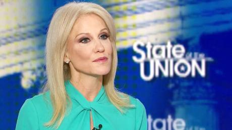 Kellyanne Conway says 'I don't know' if Trump held up Ukraine military aid