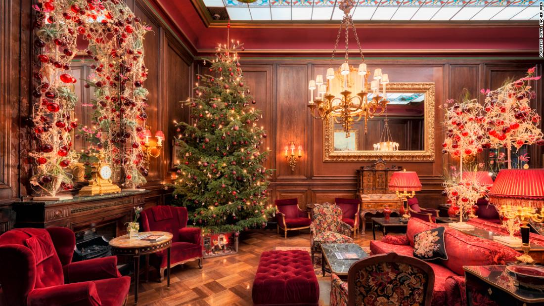 15 best hotels for Christmas celebrations | CNN Travel