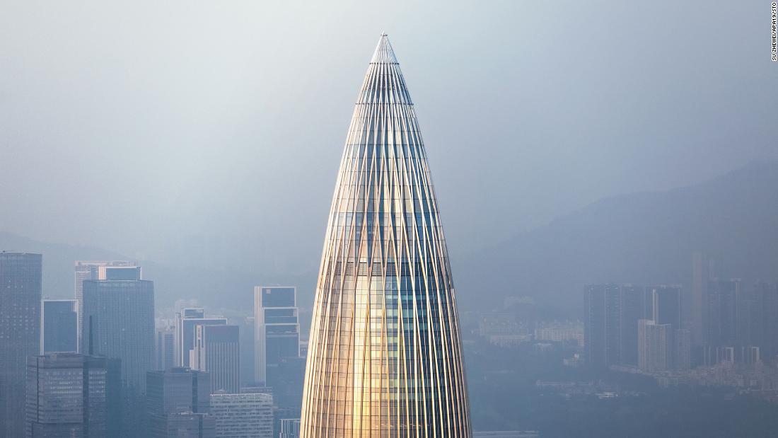 Arsitektur terbaik foto dari seluruh dunia