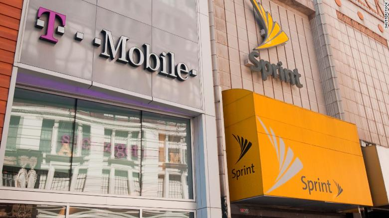New York attorney general drops T-Mobile-Sprint challenge