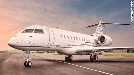 Luxury hotel group enters private jet wars