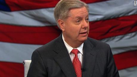 'I'm not trying to pretend to be a fair juror here': Graham predicts Trump impeachment will 'die quickly' in Senate