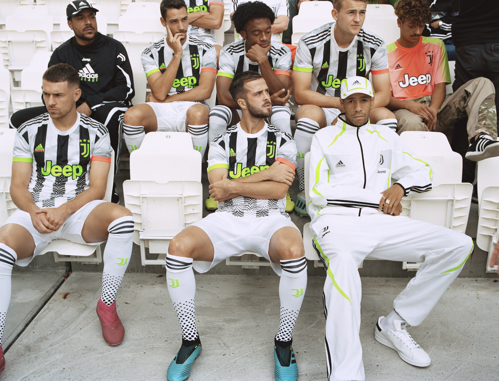 Juventus Collaborates With Cult Brand Palace Cnn Style