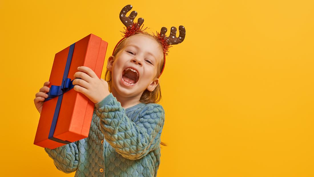 The best gifts for kids at every age (yes, even teens!)