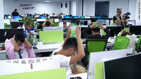 In October 2019, the police raided the offices of an online gaming operator involved in a telecommunication fraud in Parañaque, a suburb of Manila. It arrested 442 Chinese workers, most of them undocumented, according to the Bureau of immigration.