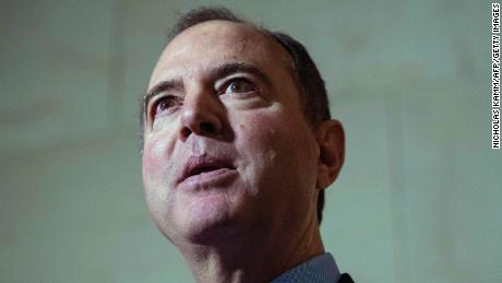 Adam Schiff Says He's Been Threatened by 'Wrathful and Vindictive' President Trump