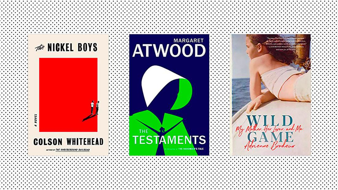 Amazon's picks for best books of 2019 are out and on sale