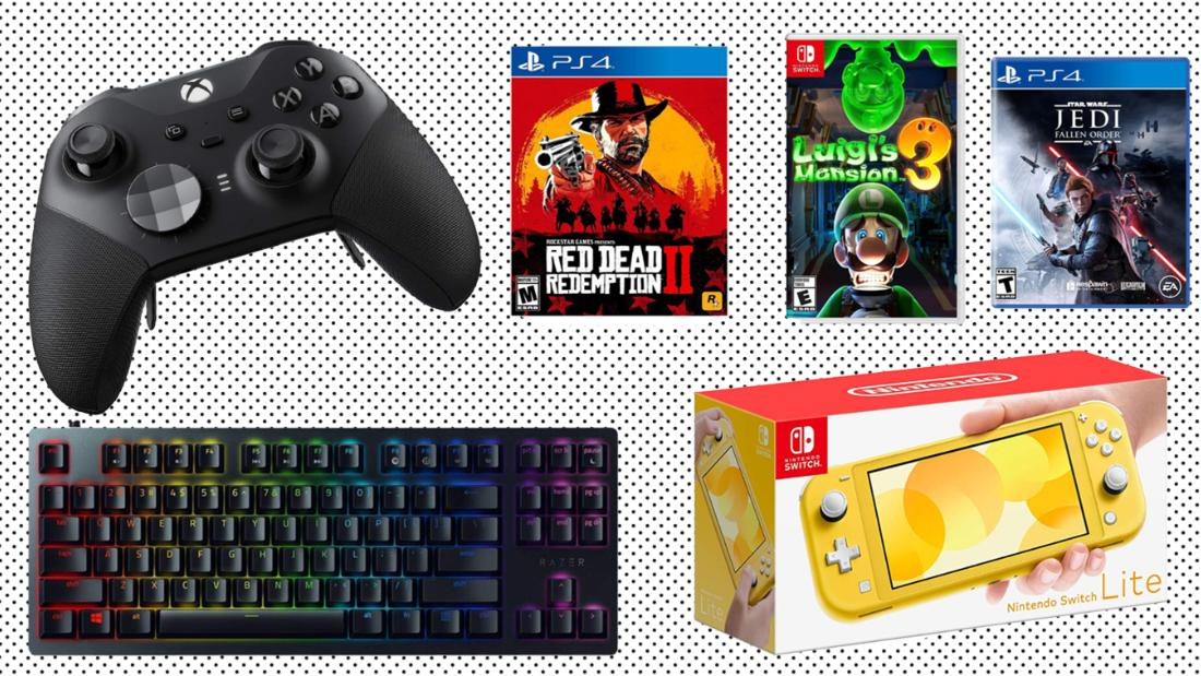 Level up your gift-giving with this gift guide for gamers