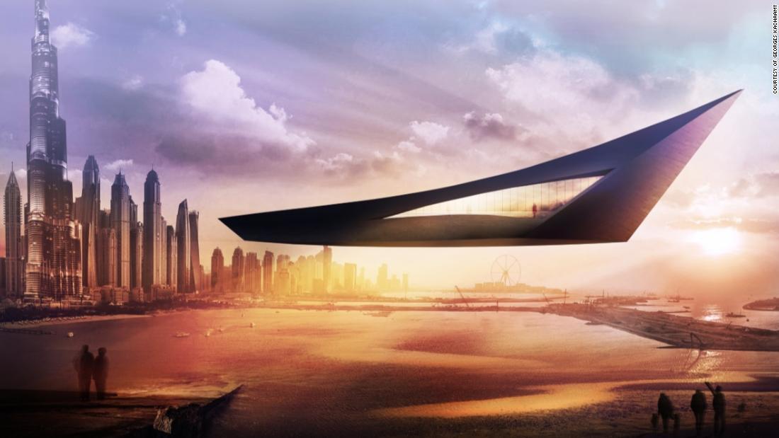 Wie schwimmende Architektur verwandeln konnte überfüllten Städten