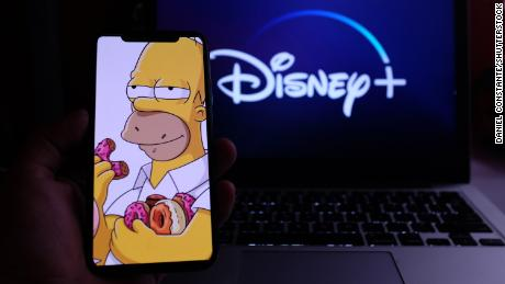 Why 'The Simpsons' matters to Disney+