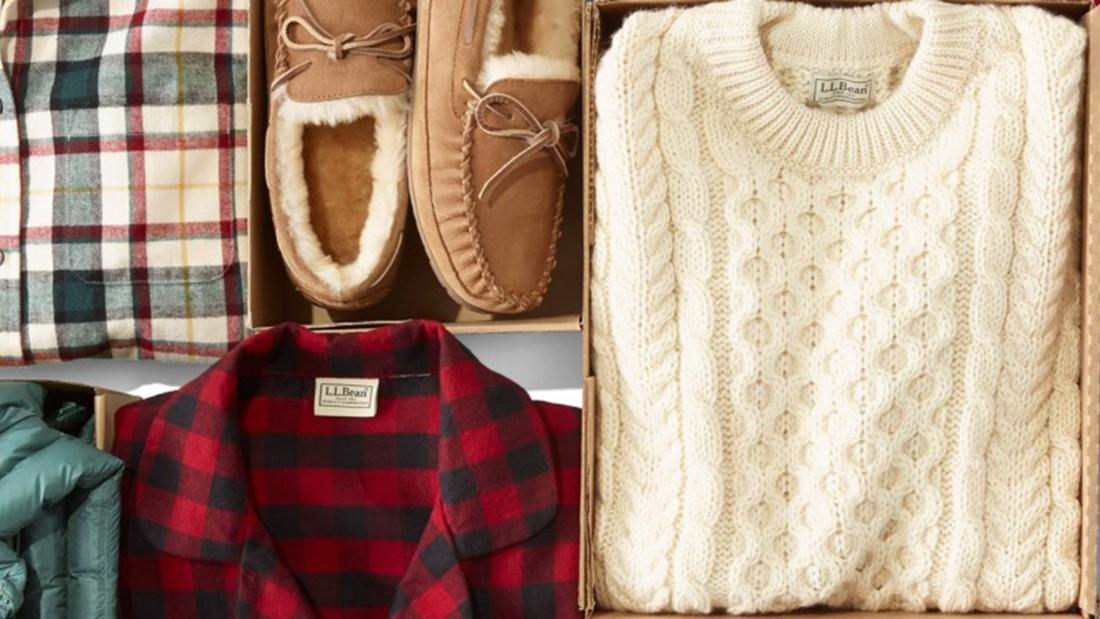 Start your holiday shopping at L.L.Bean's sitewide sale