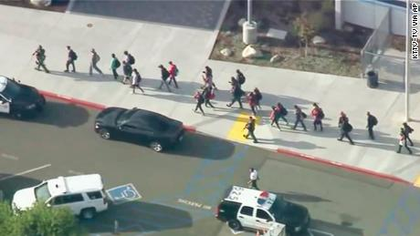 Deadly shooting at California high school