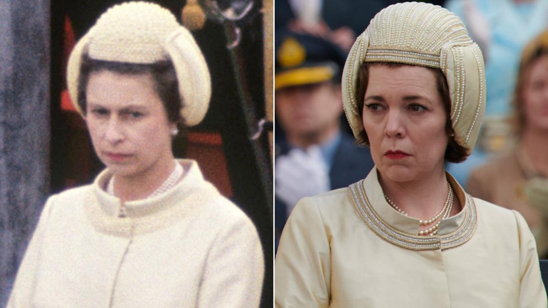 'に'衣装:再現国王とその家族のboldestファッションのひととき