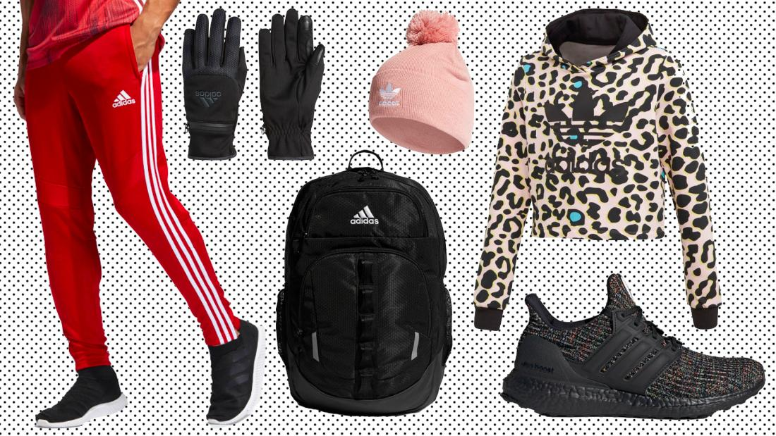 Adidas is running a 30% off sitewide sale