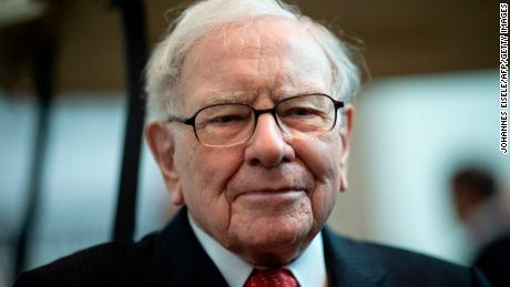 Barrick Gold's stock soars after Warren Buffett's company buys a stake