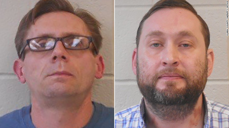 Two university professors arrested, accused of making meth