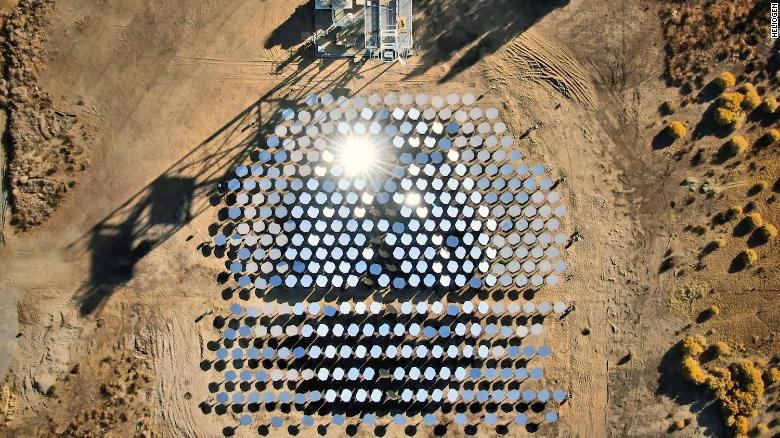 Energy Startup Creates Solar Energy Hot Enough for Industrial Processes