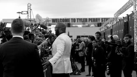 A behind-the-scenes look at how Tyler Perry Studios is reshaping Hollywood