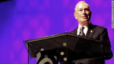 Bloomberg enters 2020 Democratic presidential race
