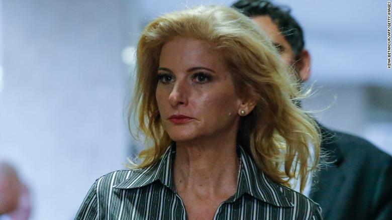 Judge allows Summer Zervos' defamation lawsuit against Trump to proceed now that he's out of office
