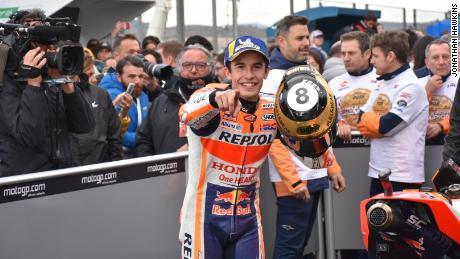 Nhà vô địch thế giới MotoGP Marc Marquez sẽ cùng với em trai của mình vào mùa giải tới.