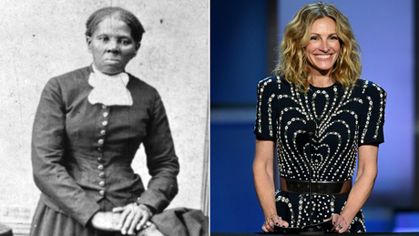 Screenwriter says studio head wanted Julia Roberts to play Harriet Tubman