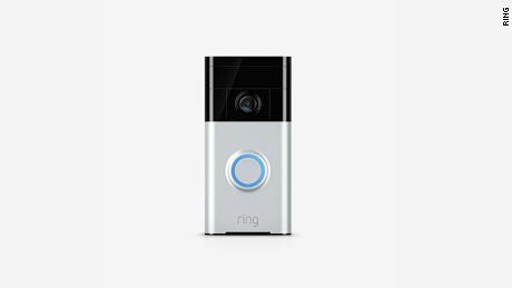 Ring's video doorbell