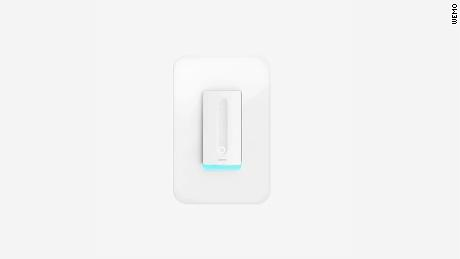 The Wemo Wi-Fi Smart Dimmer