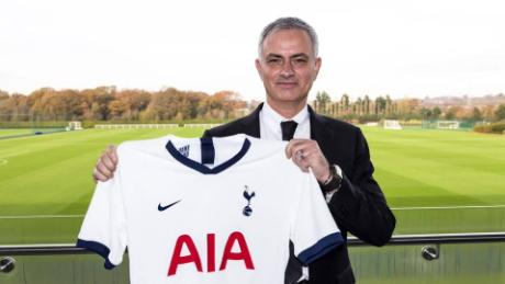 Jose Mourinho and Tottenham: A match made in heaven ... or hell?