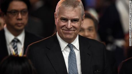 Prince Andrew has 'completely shut the door' on cooperating with Epstein investigation, prosecutor says