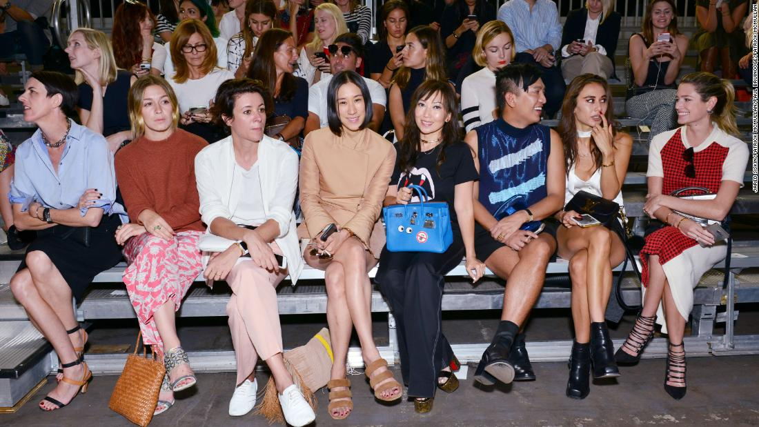 Why fashion 'It Girl' Garance Doré quit fashion week
