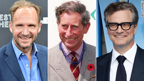 Fiennes (left) and Firth (right) are the favorites to play Charles -- but we're going for another British star...