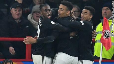 Manchester United et Sheffield United partagent un thriller de six buts en Premier League