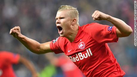 Ligue des champions: Le Red Bull Salzburg et Erling Braut Haaland pourraient-ils éliminer le détenteur du titre à Liverpool?