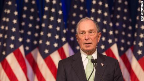 Bloomberg could be the Democrats' backstop