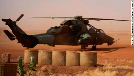 13 French soldiers killed in helicopter crash in Mali
