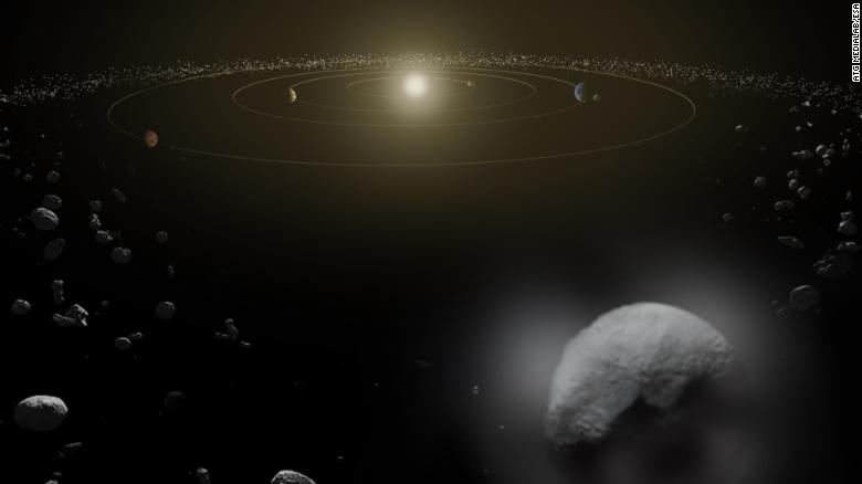 Comets may have delivered 'essential element' for life on Earth, researchers say
