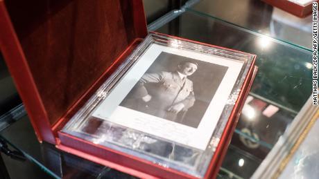 Lebanese Mogul Bought Nazi Gear at Auction to Donate to Israeli Group